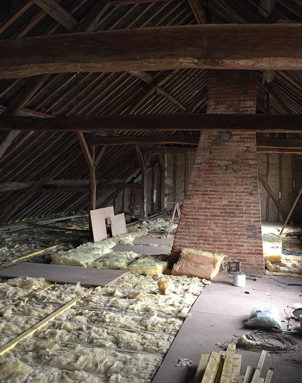 Carlier Baudoin - Démoussage et entretien de toiture, couverture en tuile