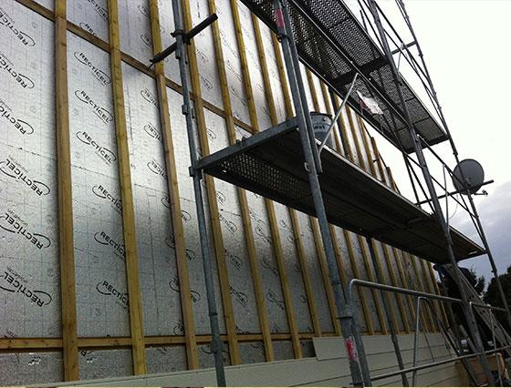Carlier Baudoin - entreprise de charpente couverture zinguerie dans le secteur de Beauvais