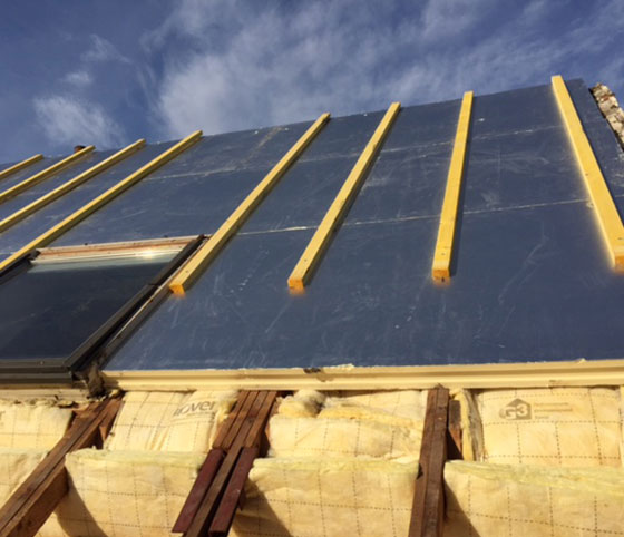 Carlier Baudoin - Installation fenêtre de toit - OISE