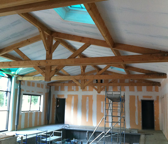 Carlier Baudoin - professionnel entretien de toiture, installation de velux- 60-